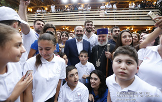 "Nikol Pashinyan: ""Our most important goal is not only to stop the tide of emigration, but to reverse the trend"""