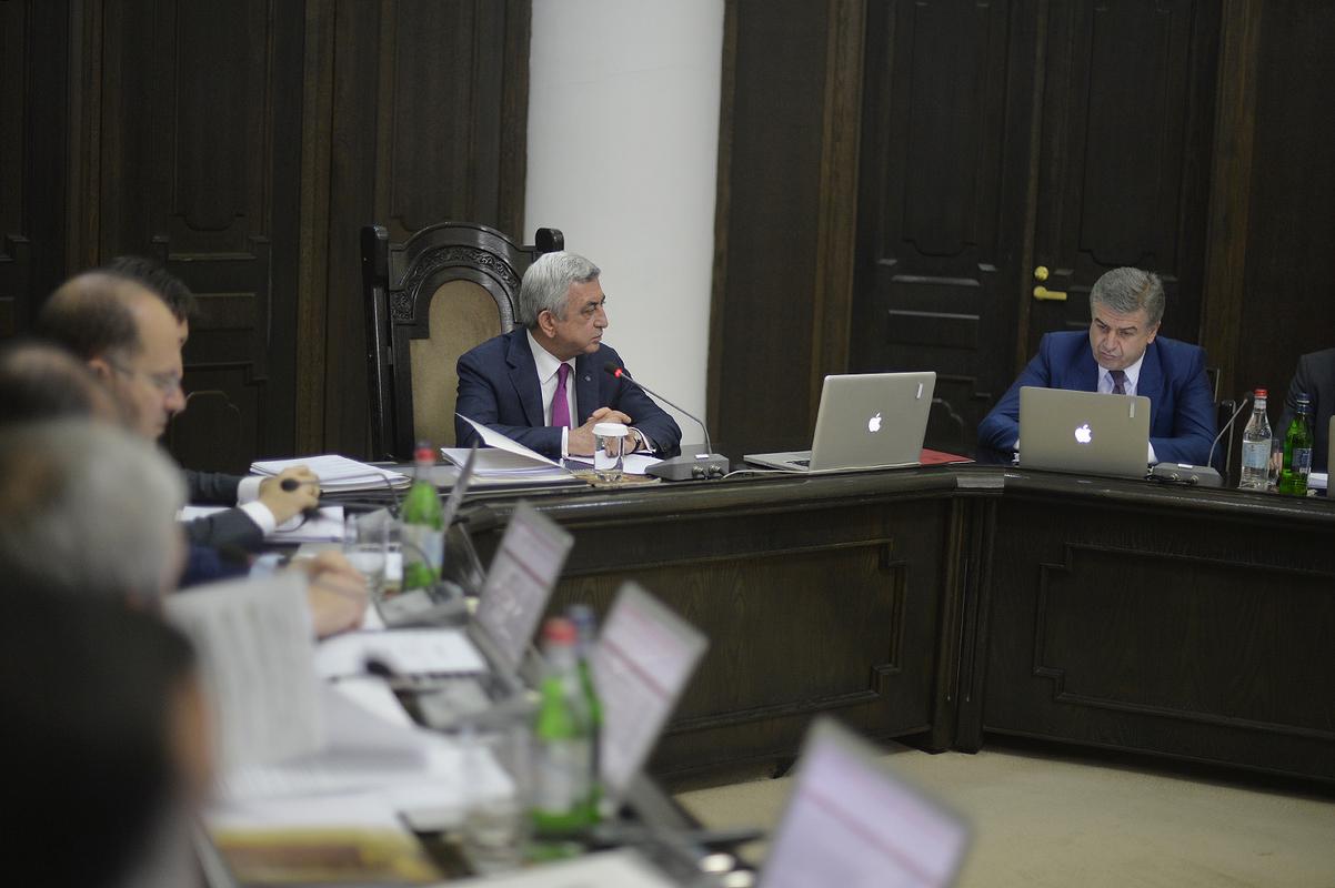 Серж Саргсян пригласил депутатов от Республиканской партии Армении на встречу