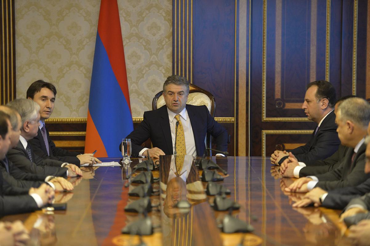 Карен Карапетян: 24 апреля – чрезвычайно важный день, и народ Армении должен продемонстрировать миру сплоченность!