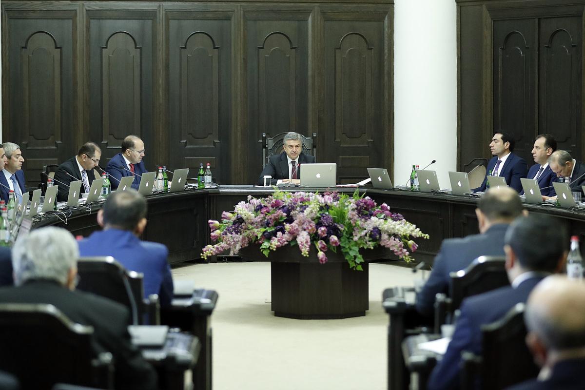 Карен Карапетян: Общественный порядок и законы должны соблюдаться