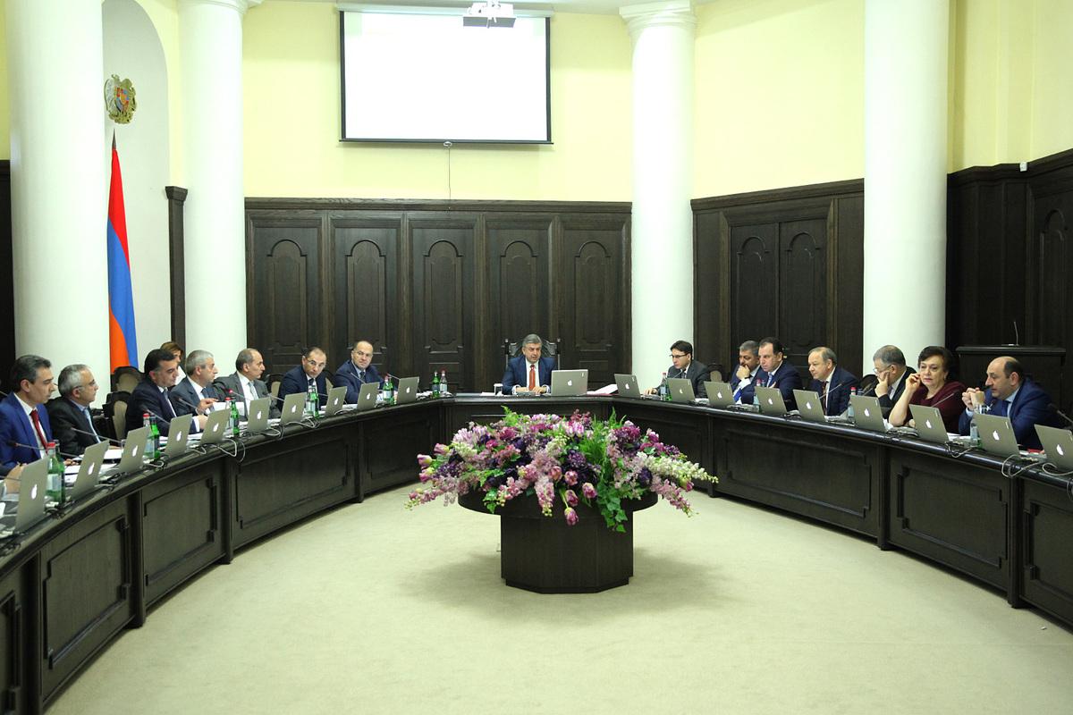 Правительство Армении предоставило льготы 2 компаниям для реализации инвестиционных программ