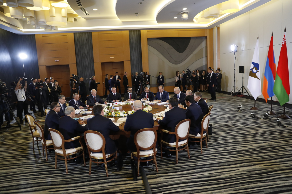 Молдова получила статус государства-наблюдателя в в Евразийском экономическом союзе
