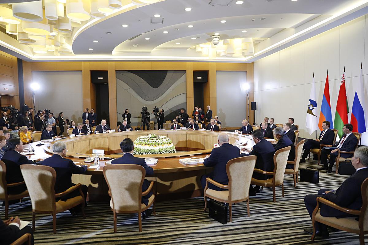 Программа нового правительства Армении не предусматривает концептуального изменения внешнеполитических направлений: Никол Пашинян