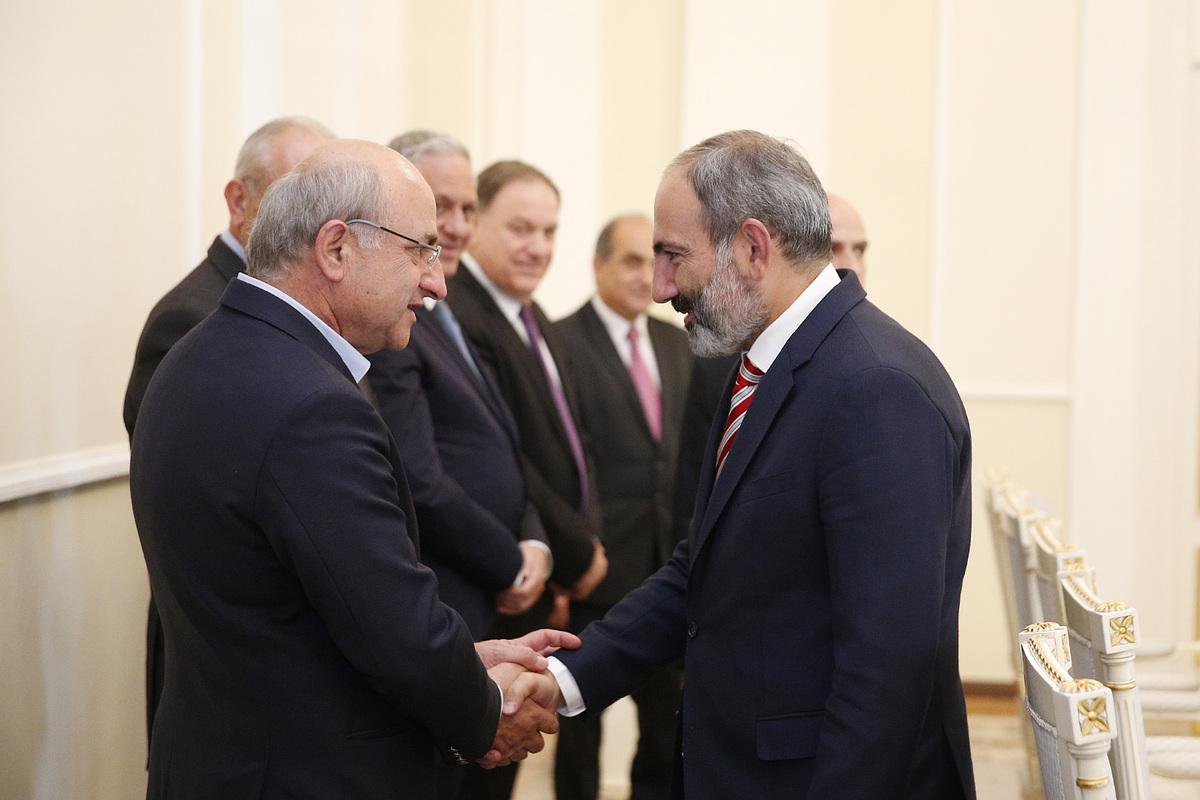 Премьер-министр Армении высоко оценил позицию Кипра по карабахскому урегулированию