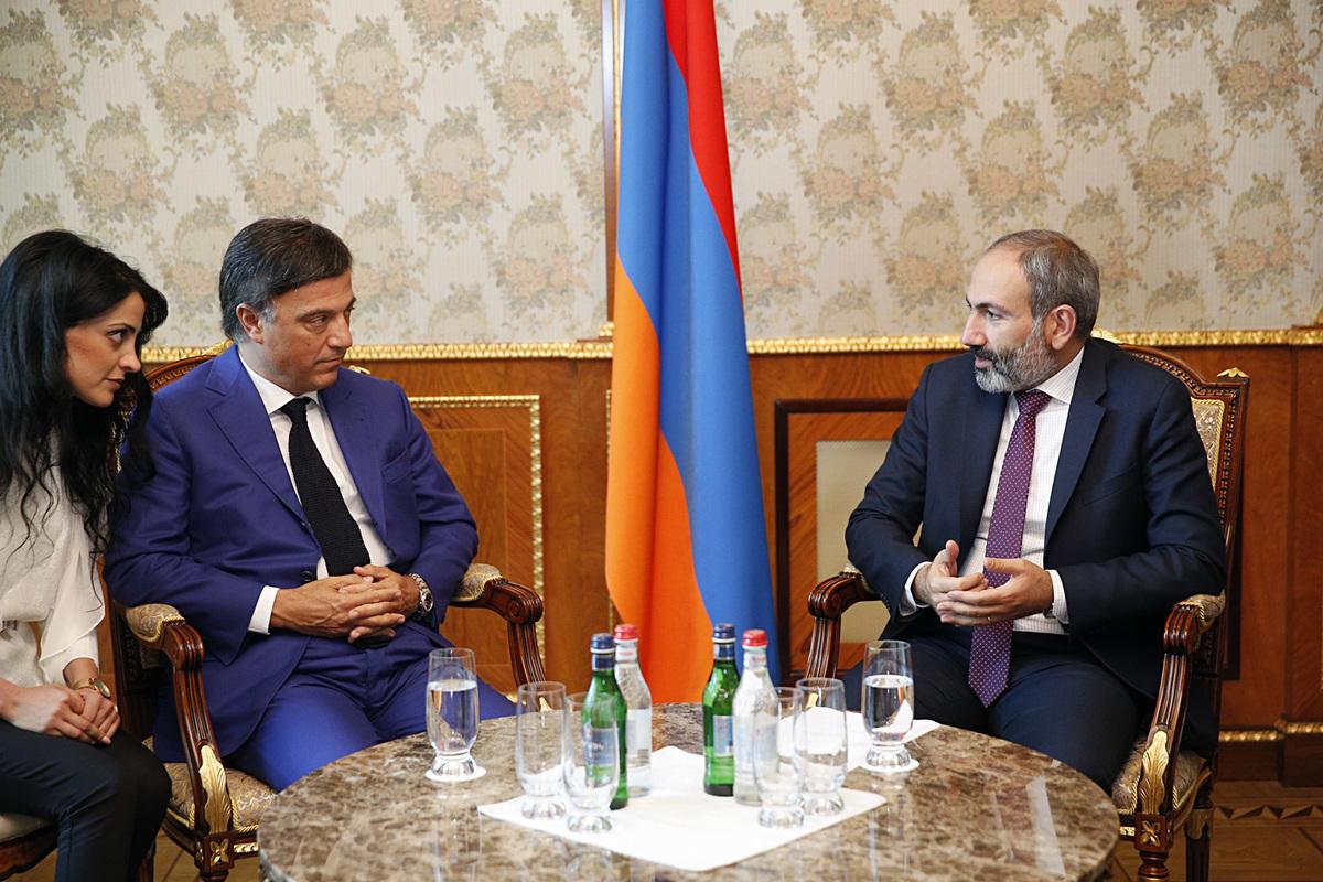 Н. Пашинян выразил обеспокоенность в связи с попытками использовать ПАСЕ в качестве платформы для обсуждения карабахской проблемы