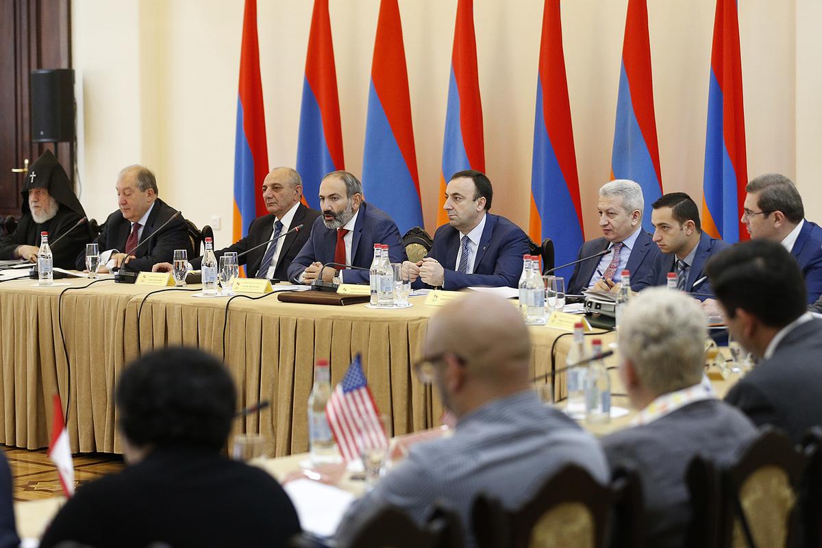 Никол Пашинян: Для нашего Правительства важным приоритетом является борьба с коррупцией