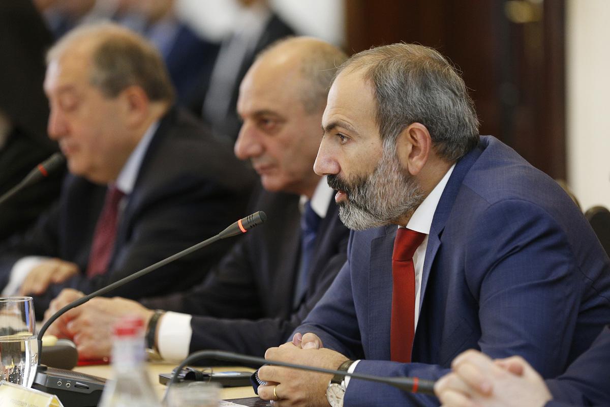 Пашинян: Колесо эмиграции армянского народа должно быть остановлено