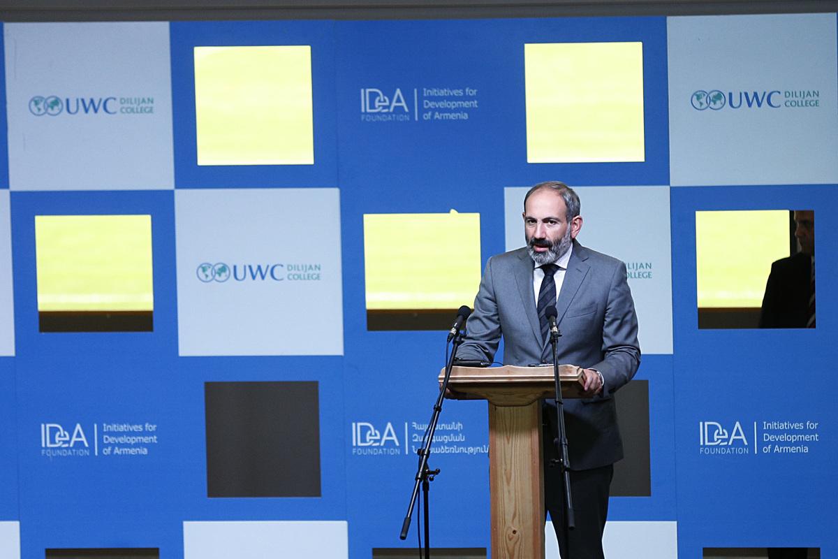 Никол Пашинян: Новый глава Генштаба ВС Армении Артак Давтян должен своей деятельностью развеять все тревоги