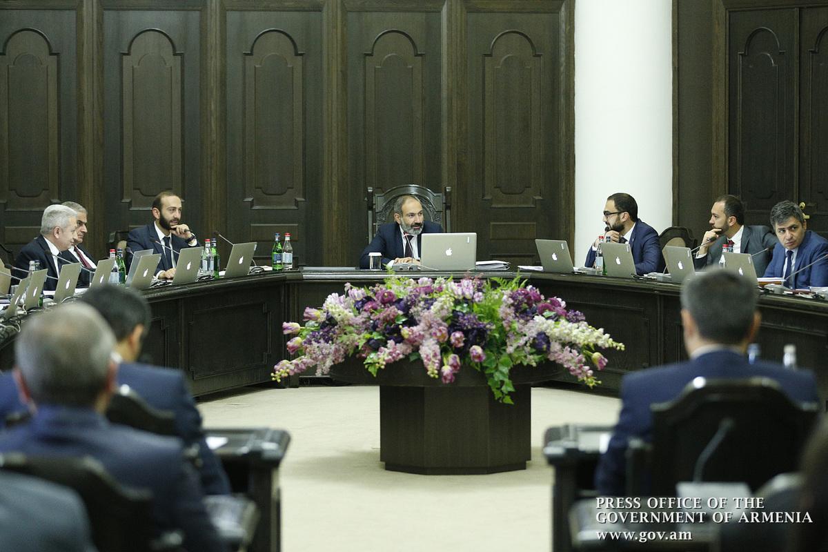Сурен Крмоян, Виген Кочарян и Артак Асатрян переназначены заместителями главы Минюста Армении