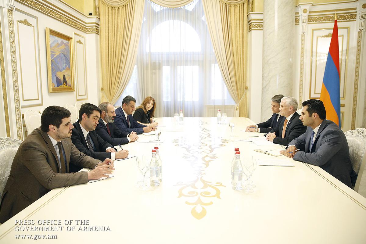 Премьер Армении: Тесное сотрудничество с ереванским офисом ООН продолжится и в дальнейшем