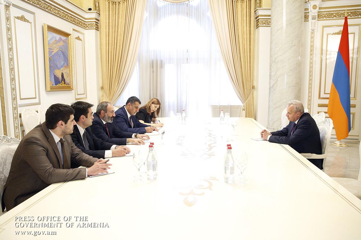 Никол Пашинян: В дружеских и союзнических отношениях Армении и России начался новый этап