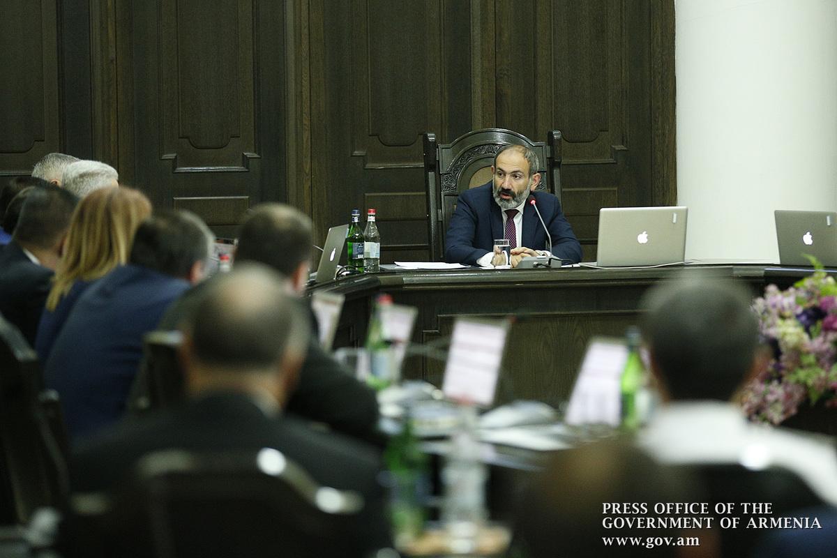 Аветика Элояна не назначили на должность главы Государственного комитета по градостроительству Армении