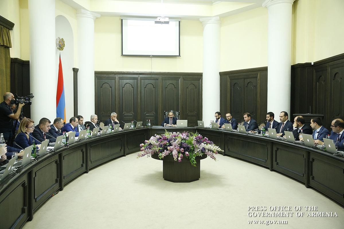 Правительство Армении одобрило поправки в закон о накопительных пенсиях
