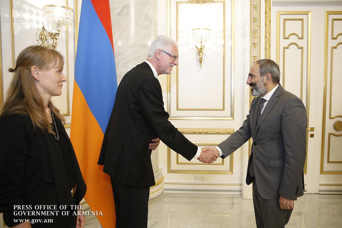 Глава Статслужбы Дании: С армянскими коллегами имеет место долгосрочное эффективное сотрудничество
