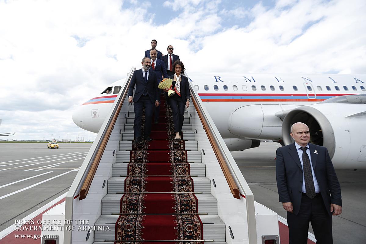 Предстоящий визит Никола Пашиняна в Брюссель «чрезвычайно важен»