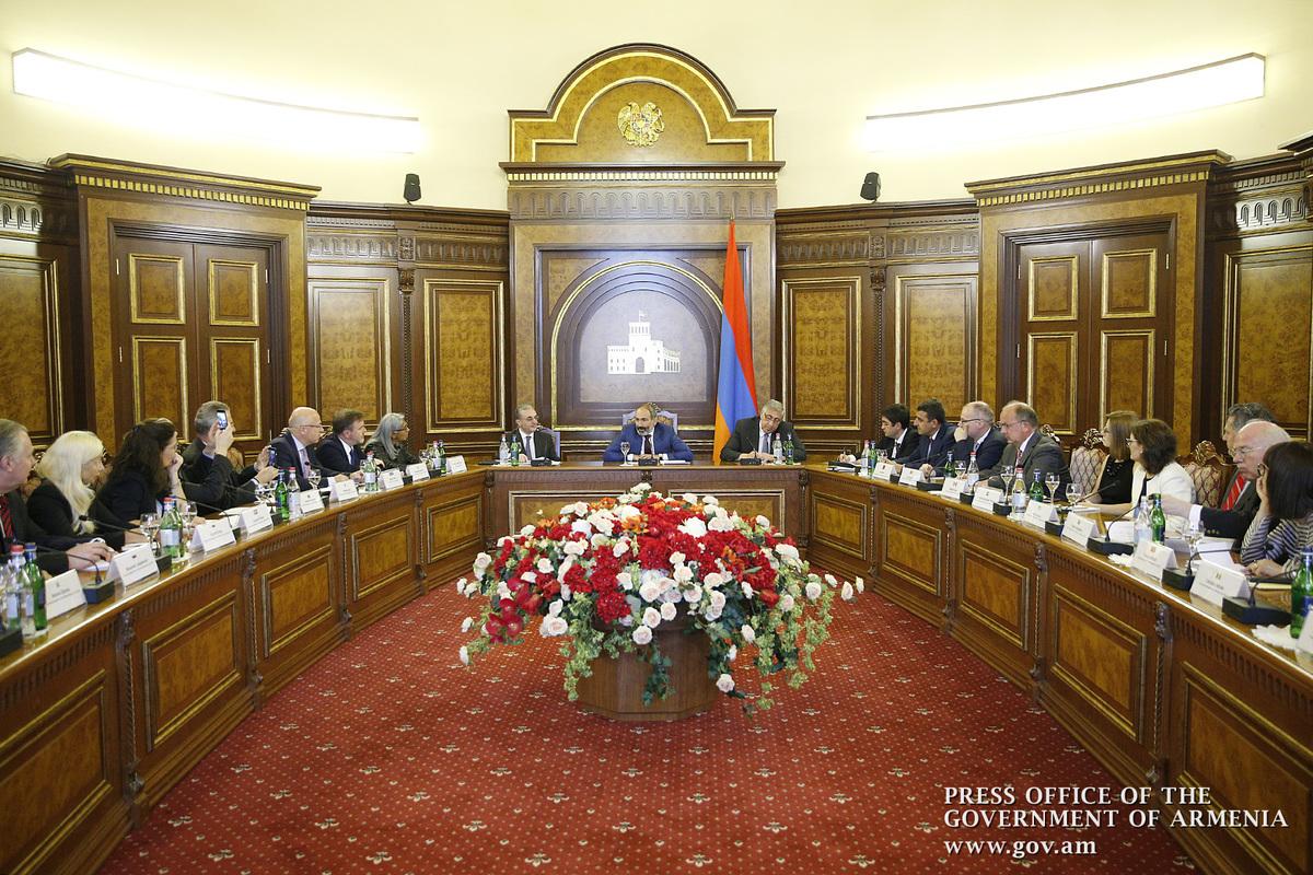 Вероник Роже-Лакан: ОБСЕ готова развивать и углублять взаимоотношения с Арменией