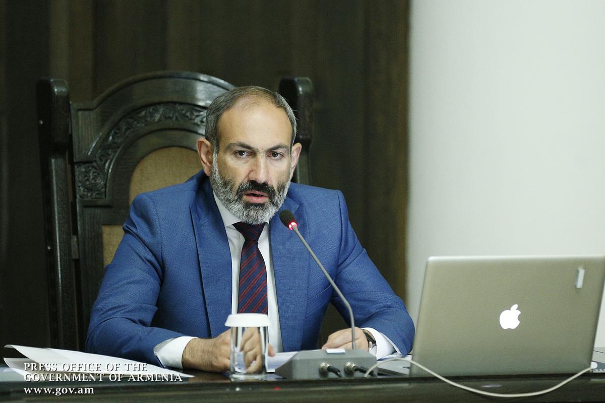 Премьер Армении подписал решение о создании комиссии по реформам Избирательного кодекса