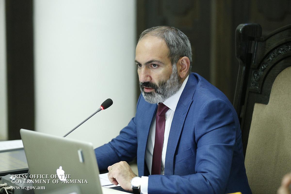 Пашинян возглавит Совет попечителей фонда «Цифровая Армения»