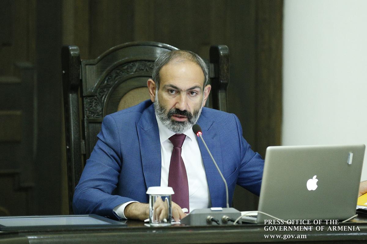 Премьер Армении Никол Пашинян ответит на вопросы юзеров