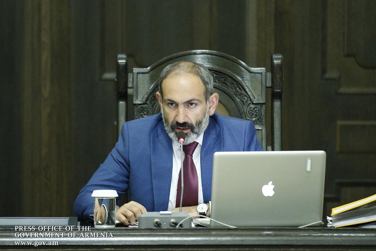 Пашинян поздравил новоизбранного премьера Грузии и пригласил в Армению