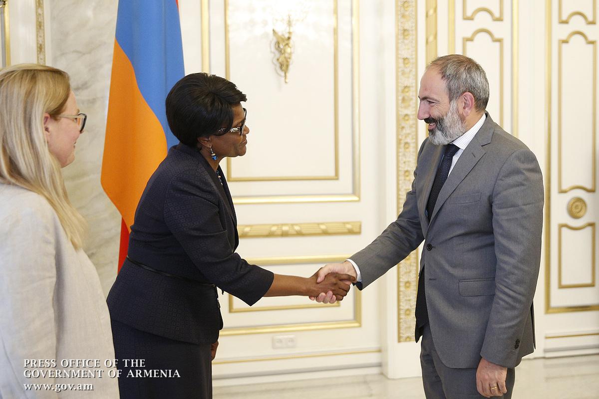 Правительство Армении заинтересовано в расширении сотрудничества с ВБ