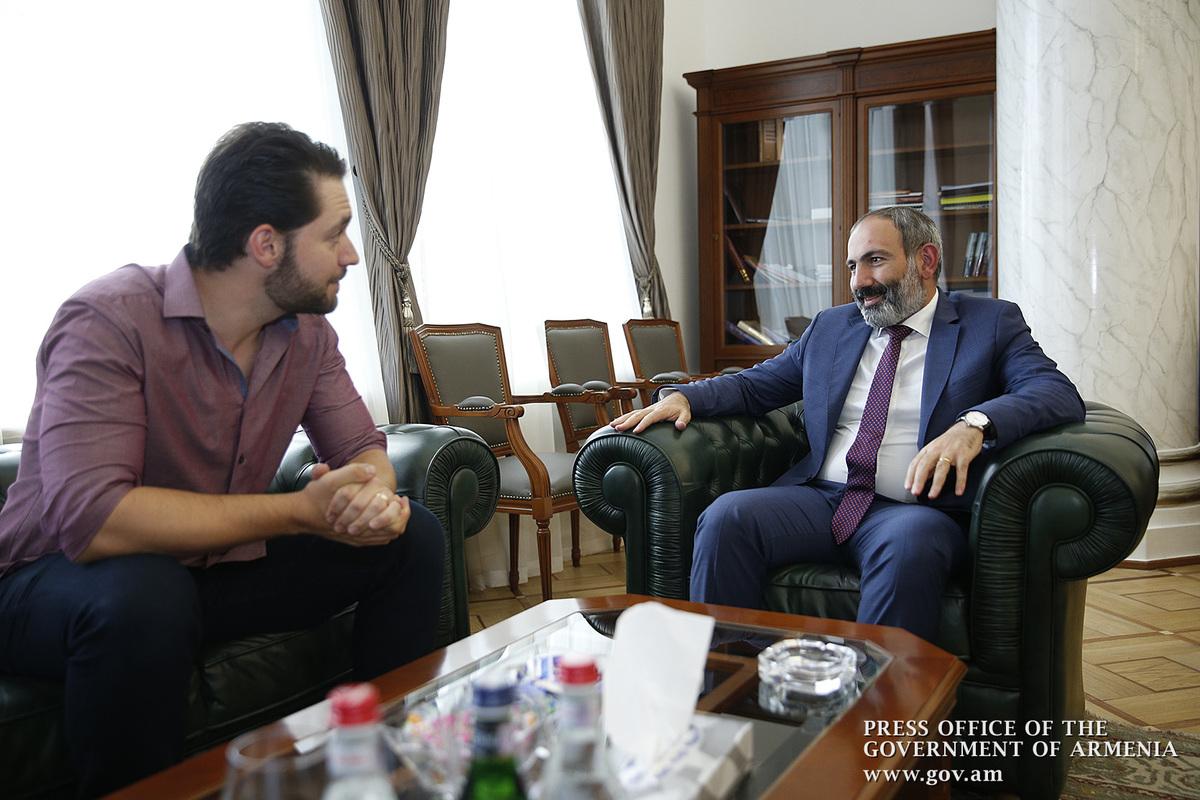 Алексис Оганян: Никогда не был настолько горд тем, что я – армянин