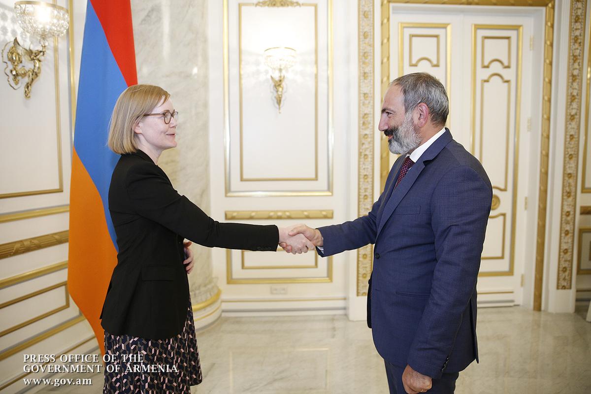 Посол: Швеция готова тесно сотрудничать с Правительством Армении