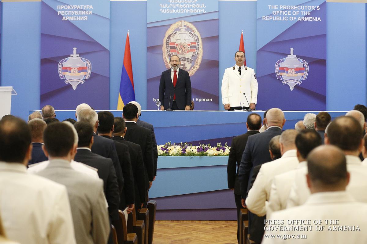 В Ереване отмечают 100-летие прокуратуры