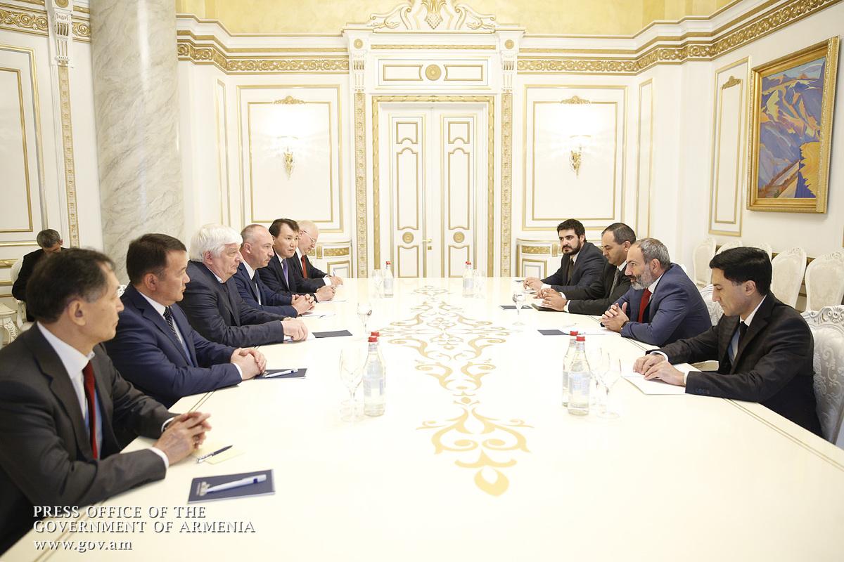 Никол Пашинян: Правительство Армении проводит решительную борьбу с коррупцией