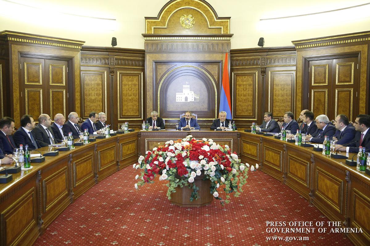Банковская история около 100 тыс граждан будет аннулирована: Пашинян