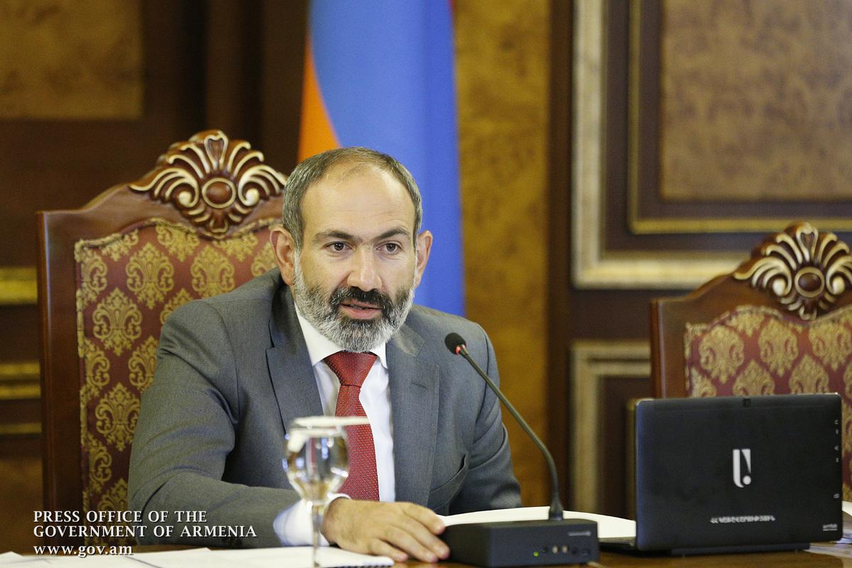 Пашинян: Законных оснований для вынесения решения по задержанию Александра Саргсяна не было