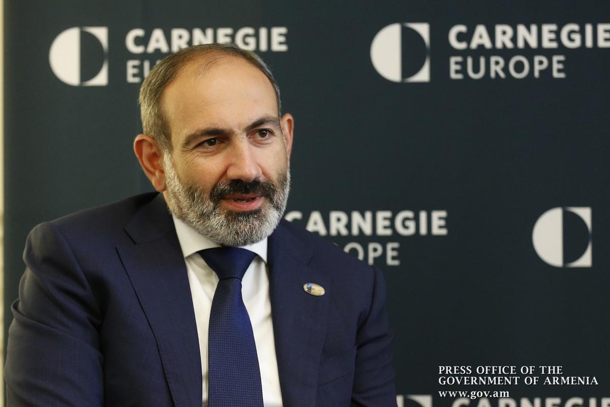 Никол Пашинян: самоопределению Арцаха нет альтернативы