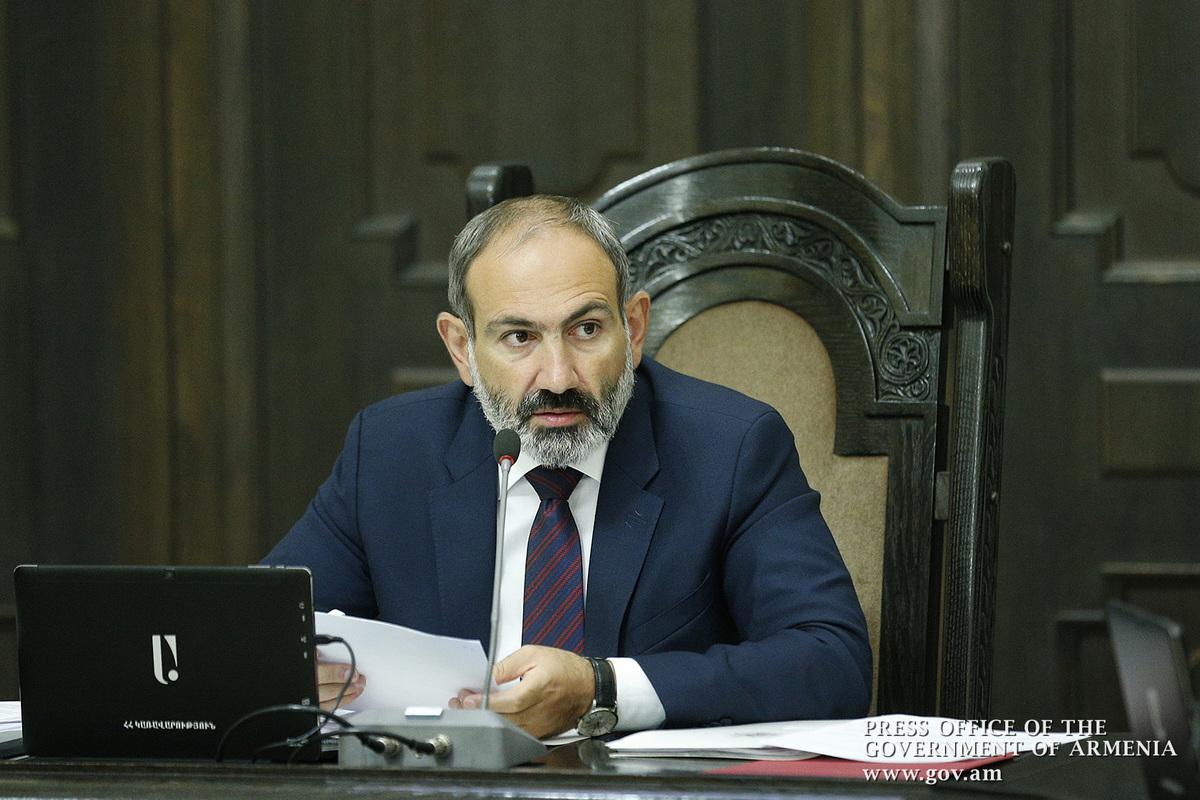 Никол Пашинян: В Армении планируется сформировать «Кадровый банк», который откроет широкие возможности для профессионалов