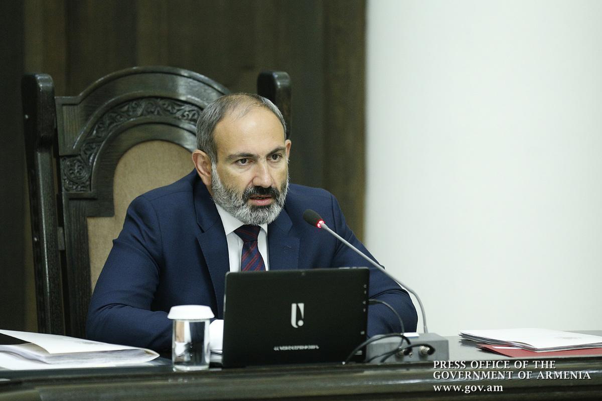 Опорой экономической политики правительства Армении являются борьба с коррупцией и создание независимой судебной системы: Никол Пашинян