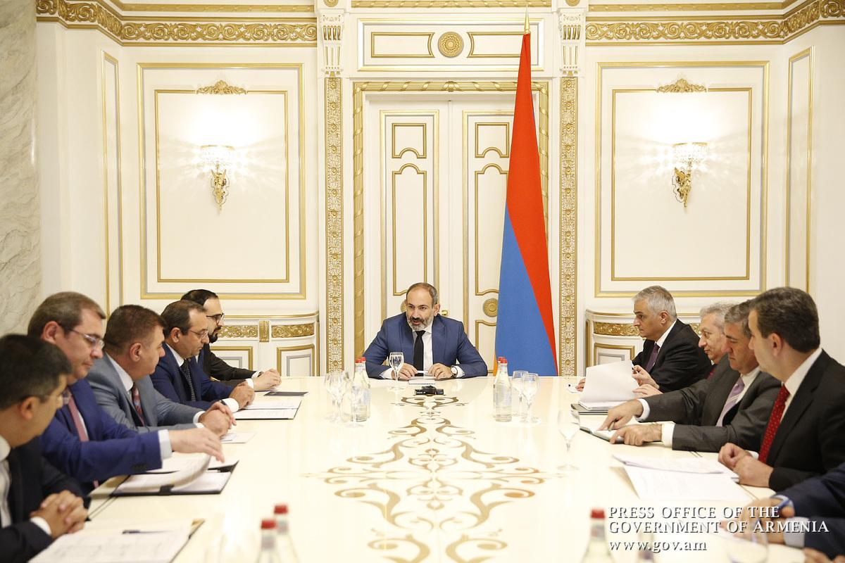 Премьер Армении: У нас не должно быть монополий и случаев злоупотребления доминирующим положением