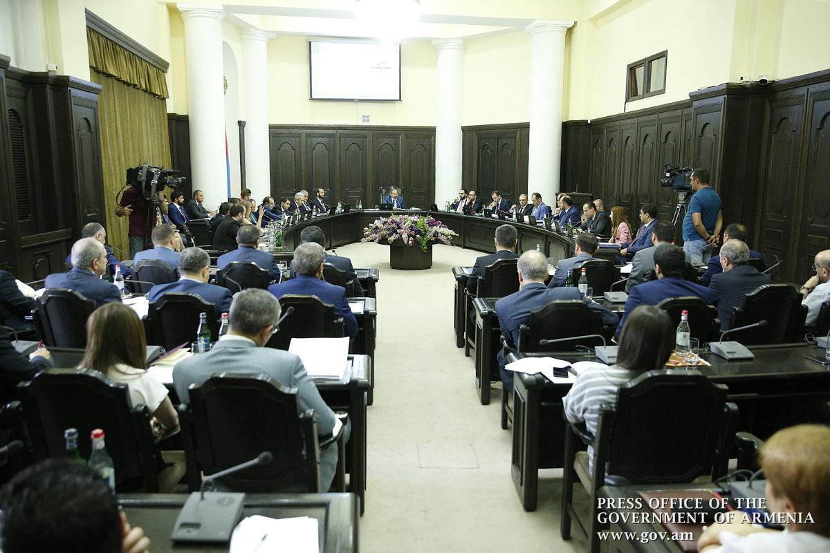 Правительство Армении выделит МИД 120 млн драмов на обеспечение проживания участников саммита Франкофонии в Ереване
