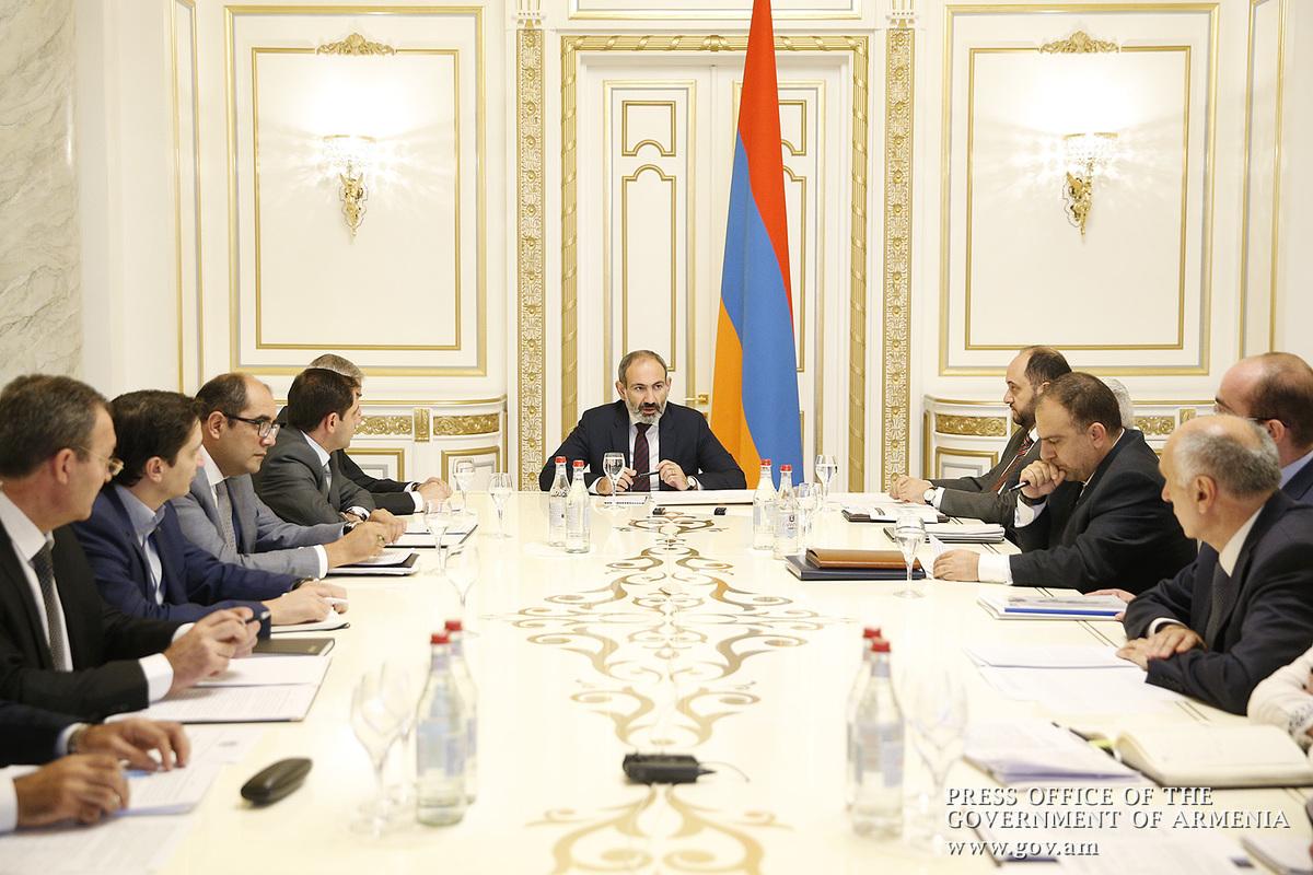 Премьер Армении заявил о важности обеспечения высокого качества работ по повышению сейсмостойкости школ