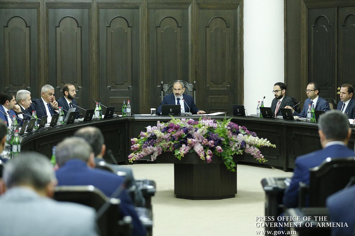 Н. Пашинян: Горнодобывающая промышленность – основной локомотив экономического роста Армении и это неприемлемо