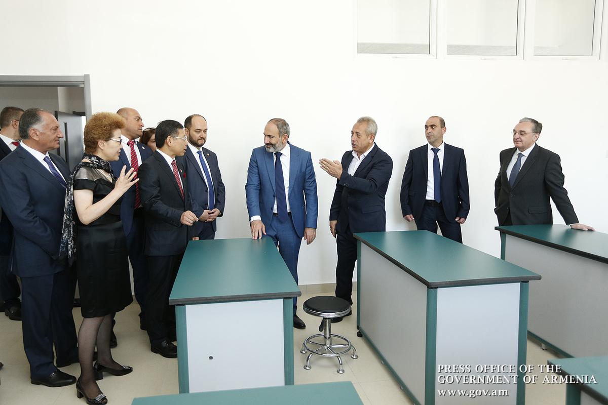 Посол Китая в Армении: Сотрудничество в сфере образования стабильно расширяется