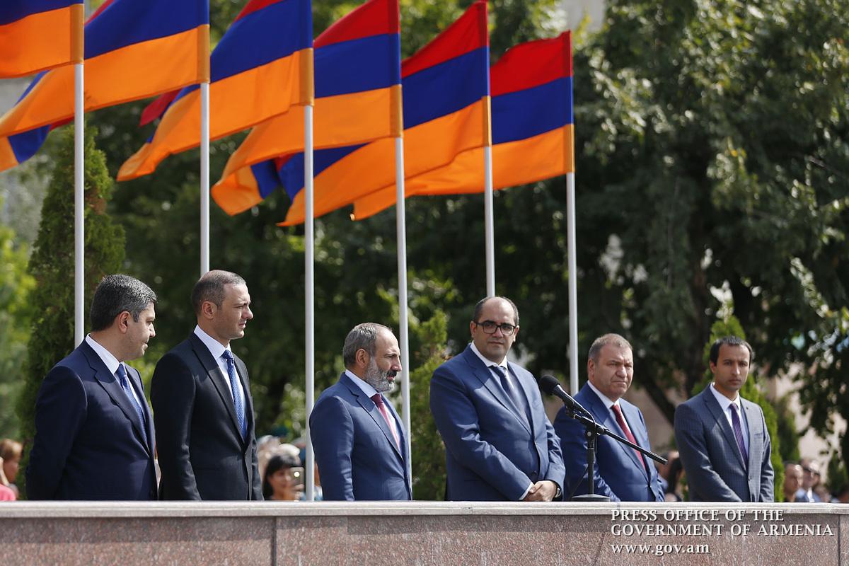 Премьер Никол Пашинян: Сотрудники МЧС Армении играют важную роль в жизни общества