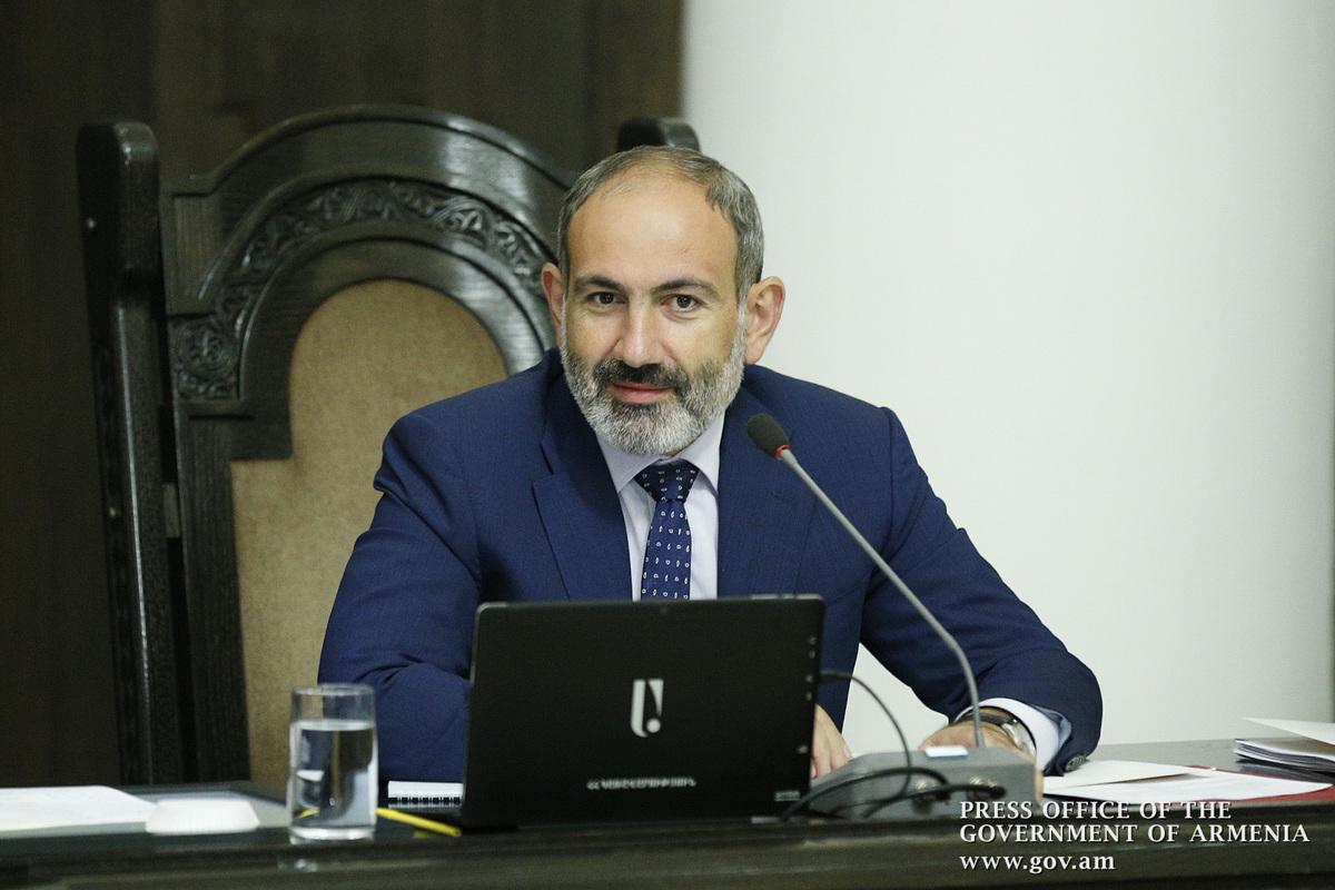 Премьер Армении Никол Пашинян представил предлагаемые изменения по части подоходного налога