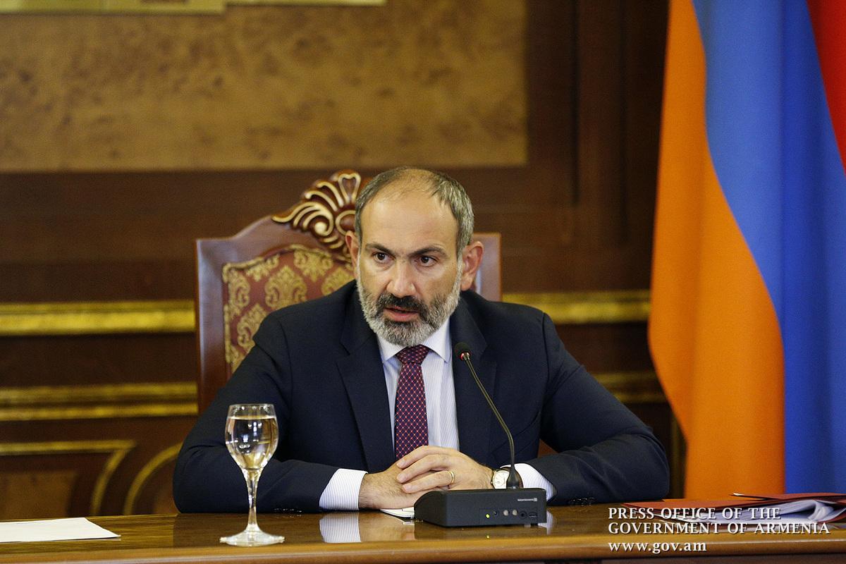 Премьер-министр Армении Никол Пашинян посетит Париж и Нью-Йорк