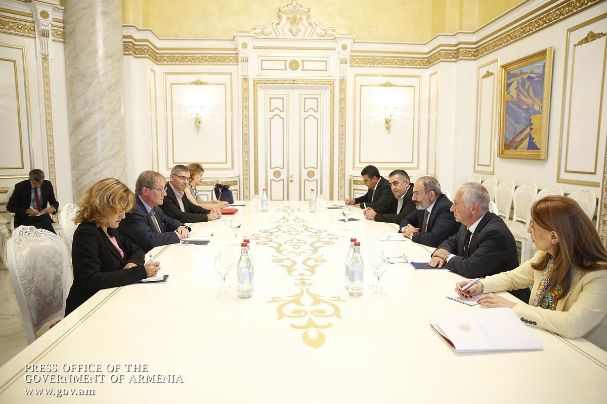 Премьер Армении Н. Пашинян: Предстоящий визит во Францию также поспособствует дальнейшему углублению связей