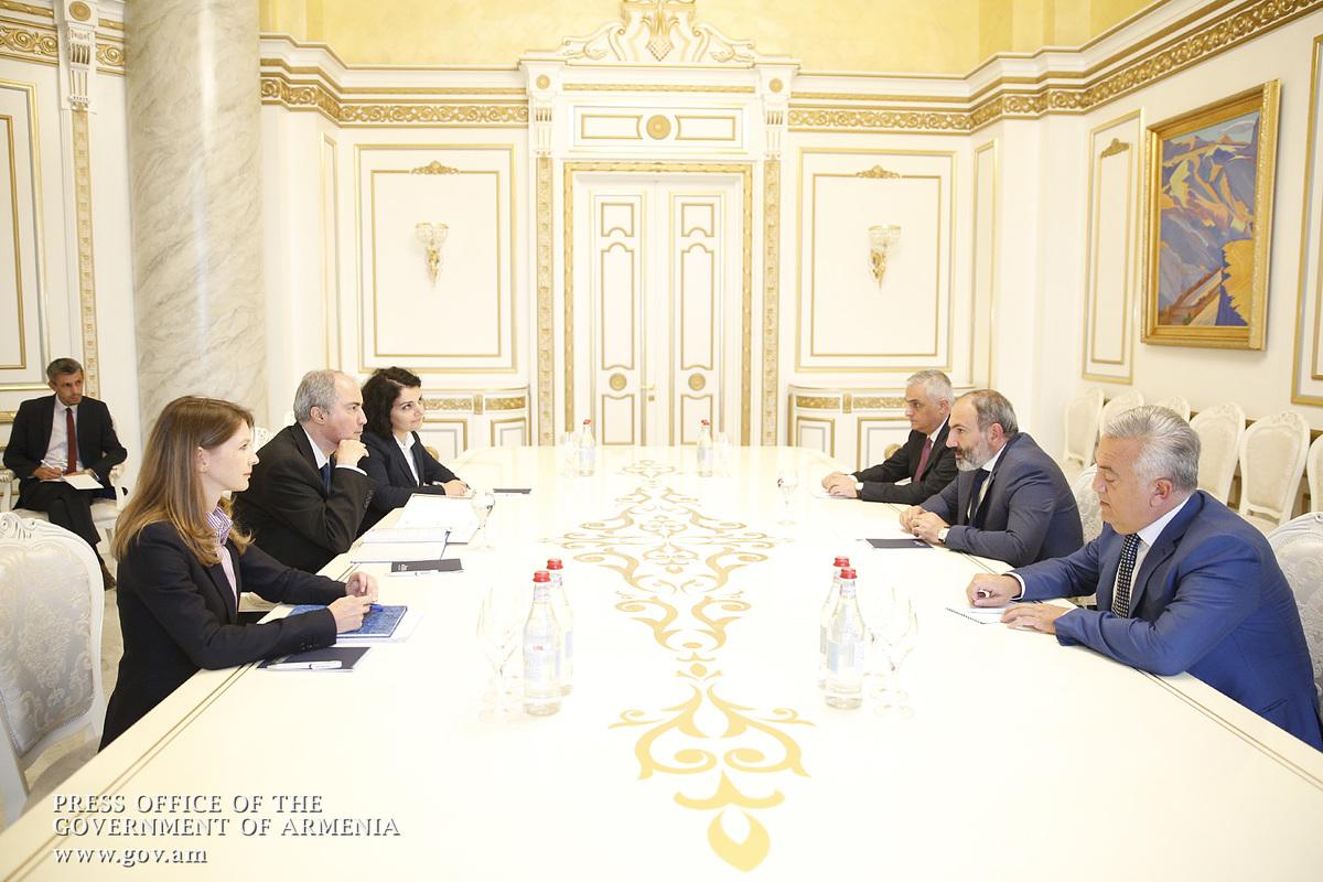 Хоссейн Самиеи: МВФ готов продолжать оказывать помощь правительству Армении в проведении реформ