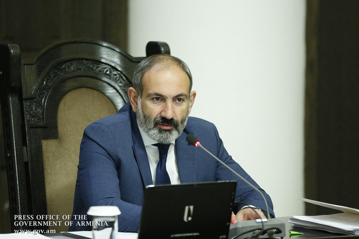 Никол Пашинян подаст в отставку до 16 октября