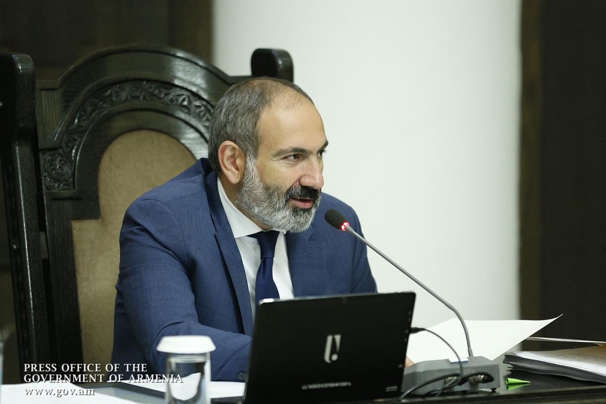 Премьер Армении сообщил о назначении новых министров и анонсировал выступление с заявлением вечером