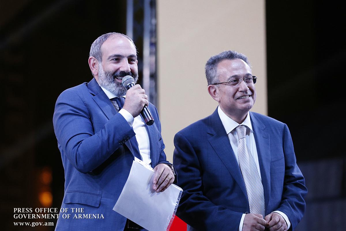 Премьер-министр Армении Никол Пашинян: Бархатная революция в Армении была и революцией ценностей
