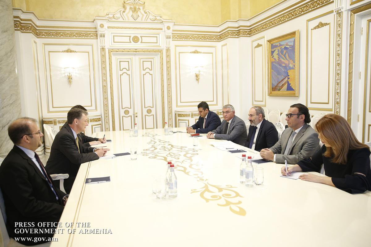 Представитель Госдепа: США готовы содействовать Армении в реализации реформ