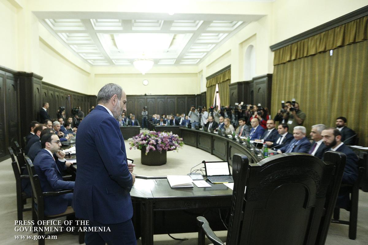 Правительство Армении одобрило законодательный пакет, касающийся избирательных реформ