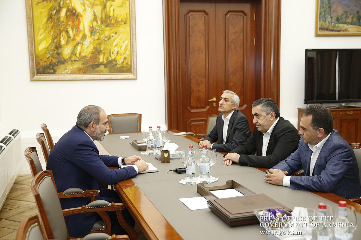 Армен Рустамян: Всегда можете надеяться на нашу полную поддержку
